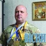 Рівнянин з однією рукою завоював три золоті медалі на «Іграх Нескорених»